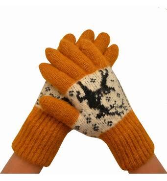 Женские перчатки, удлиненные 02