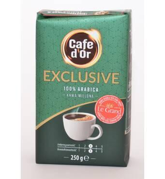 Кофе молотый Le Grand Cafe d'or Exclusive 100% Arabika 250g
