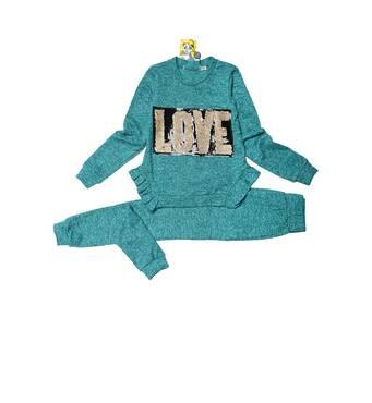 Стильний костюм для дівчинки, 5021