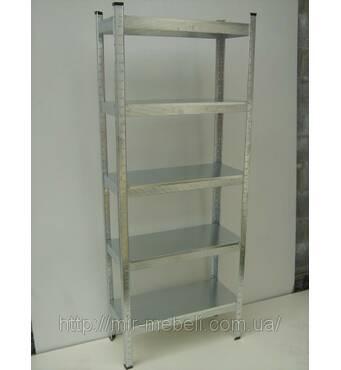 Полочный стеллаж 500 (1800*710*310 5 полок)