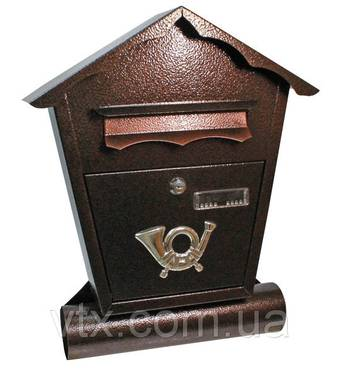 Поштова скринька ProfitM СП-4 430х370х95