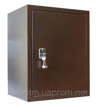 Сейф для документації  ProfitM  СДД -1 455х360х575 Мідний ант.