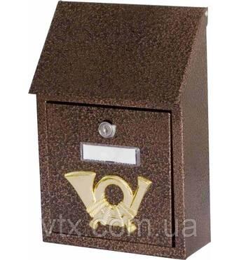 Поштова скринька ProfitM СП-2 185х275х70