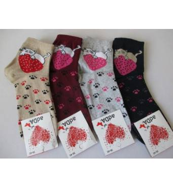 Продажа женских носков оптом