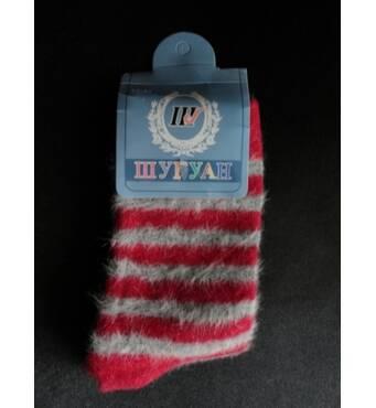 Недорогие женские теплые носки на зиму