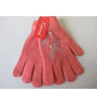 Рукавички жіночі на зиму.