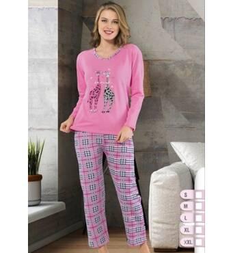 Купить оптом качественные байковые пижамы.