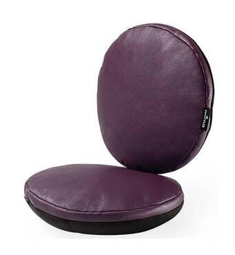 Подушка на сидіння для стільця Moon – Aubergine