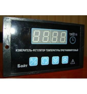 Вимірювач-регулятор програмований одноканальний ТРП08-ТП