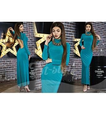 Красивое женское платье норма 42+,ST Style