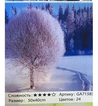 Алмазний живопис 40 * 50