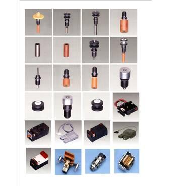 Запасні частини та комплектуючі до машин для текстурації нитки