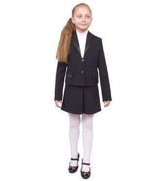 """Костюм для девочки школьный М-660 рост 140 тм """"Попелюшка"""""""