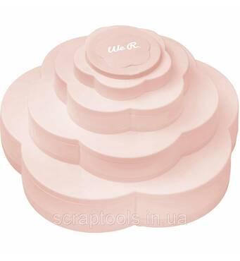 Органайзер для мелочей We R Bloom Embellishment Storage Pink