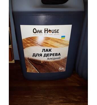 Лак для деревянной мебели, 5 л купить в Луцке