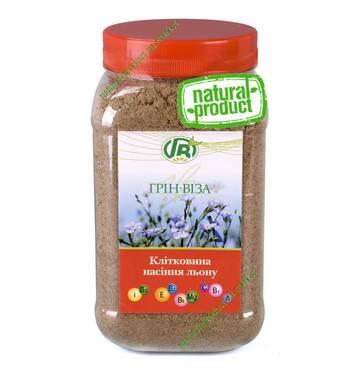 Клітковина насіння льону, 300 гр