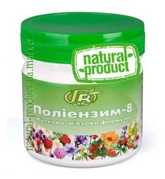 Полиэнзим-8, костно-мышечная ф-ла, 280 гр