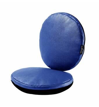 Подушка на сидіння для стільця Moon - Royal Blue (Синій)