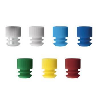 Пробка Promed® для пробирок диаметр 12 мм, 1000 шт.