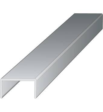 Алюминиевый профиль-кромка AL-С-18