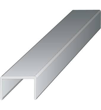 Алюминиевый профиль-кромка AL-С-16