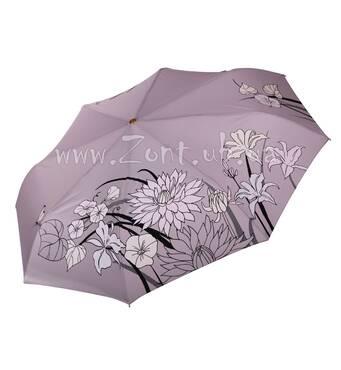 Женский зонт меняющий цвет при намокании Три Слона ( полный автомат ) арт. L3822-46
