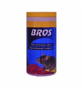 БРОС Зерно від мишей і пацюків за 300 г
