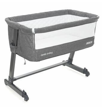 Ліжечко дитяче Dolce, 06 grey