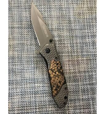 Нож складной 20см / АК-190