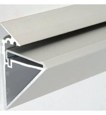 Полкодержатель мебельный для стекла