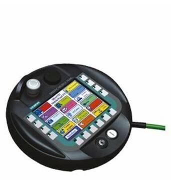 Мобильная панель оператора 6AV6645-0AA01-0AX0
