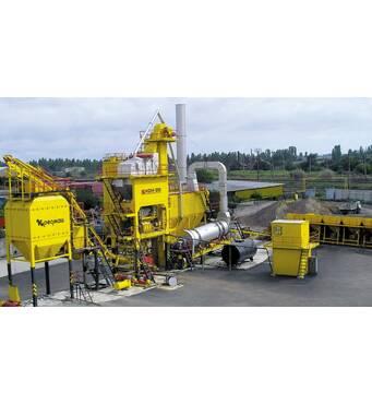 Асфальтосмесительная установка КДМ 201 купить в Киеве