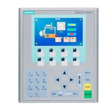 Панель серии BASIC, 6AV6647-0AJ11-3AX0, Siemens