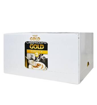 Капучино Mokate Gold, ваниль, 12,5г*8шт, 9 уп.