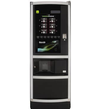 Кофейный автомат Bianchi Lei 700 32 Full Touch, бу