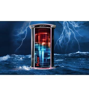 Солярій Tower Thunder Hybrid MEGASUN Німеччина