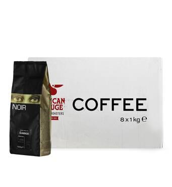 Кава в зернах Pelican Rouge NOIR Classico, 1кг*8шт