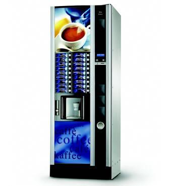 Кавовий автомат Necta Astro ES 7, базове ТЕ
