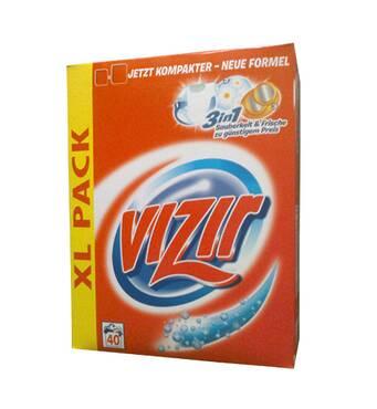 пральний порошок Vizir Візiр 40 прань 2.6 кг