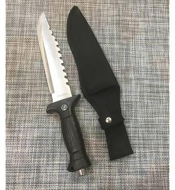 Охотничий нож с компасом 31см / Н-678А