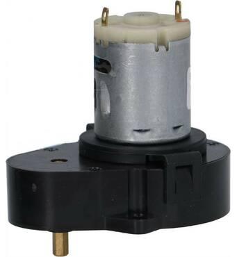 Редукційний електродвигун G70 24В постійного струму