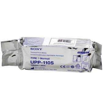 Бумага для УЗИ принтера Sony UPP 11OS 110x20