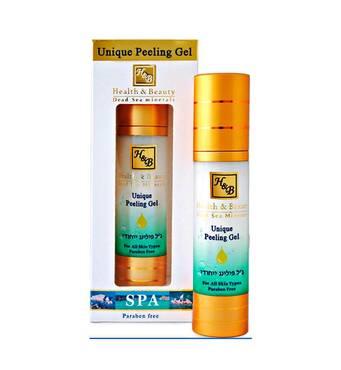 Скраб для лица гелевый Health&Beauty Unique Peeling Gel. 50 мл.