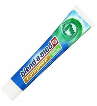 Зубна паста Blend-a-med Complete 7 Свіжість 75 мл Німеччина