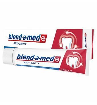 Зубна паста Blend-a-med Anti-Cavity Original 100 мл Німеччина
