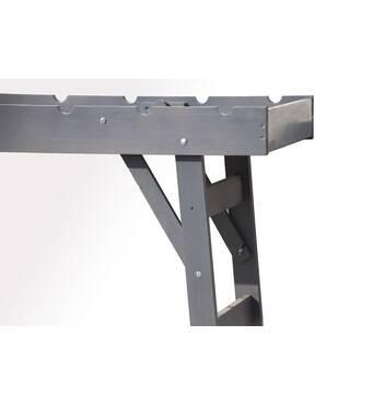 Стіл для чищення зброї (складаний) купити у Вінниці