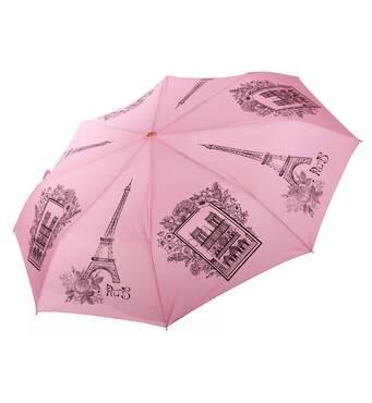 Женский зонт Три Слона Франция (полный автомат) арт.197-12