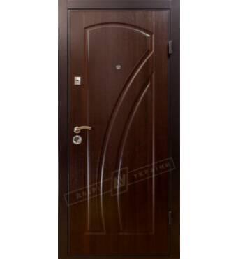 Вхідні двері серія «Салют» МДФ/МДФ купити в Рівному