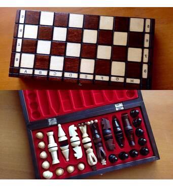 Шахматы (31 х 31см.)