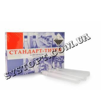Фиксаналы (стандарт-титры) тетраоксалат калия pH 1,68 / 6 ампул